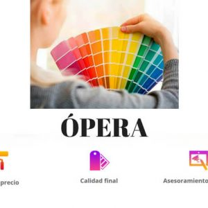 Pintores en Ópera