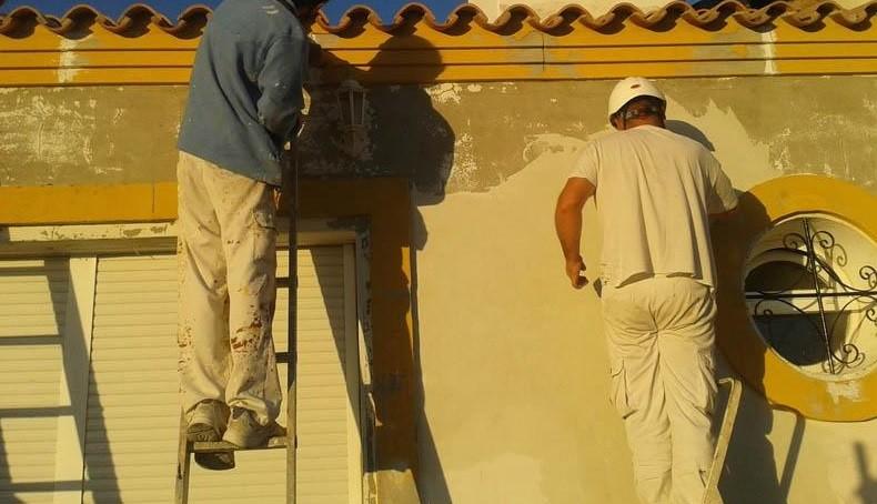Pintura profesional Pintores Encina